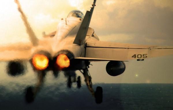 jet taking off 02